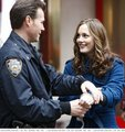 "Blair getting arrested "" - gossip-girl photo"