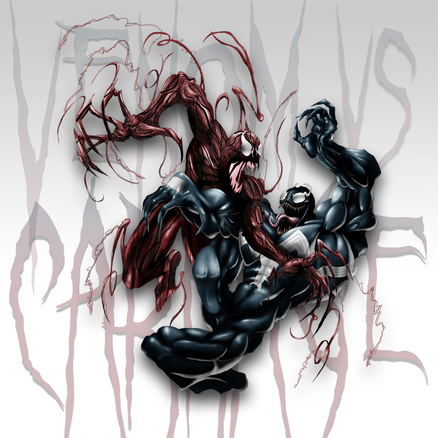 film versions 3 venom carnage kinda cheating shhh villains psycopathic