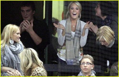 Carrie & Hilary