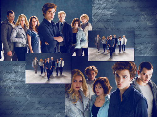 The Cullens वॉलपेपर containing a संगीत कार्यक्रम titled Cullen♥