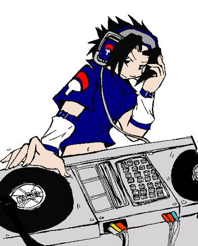 DJ sasuke