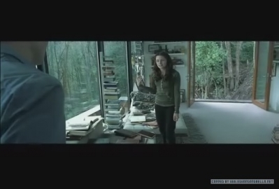 Deleted Scene #4 - Edward's Bedroom