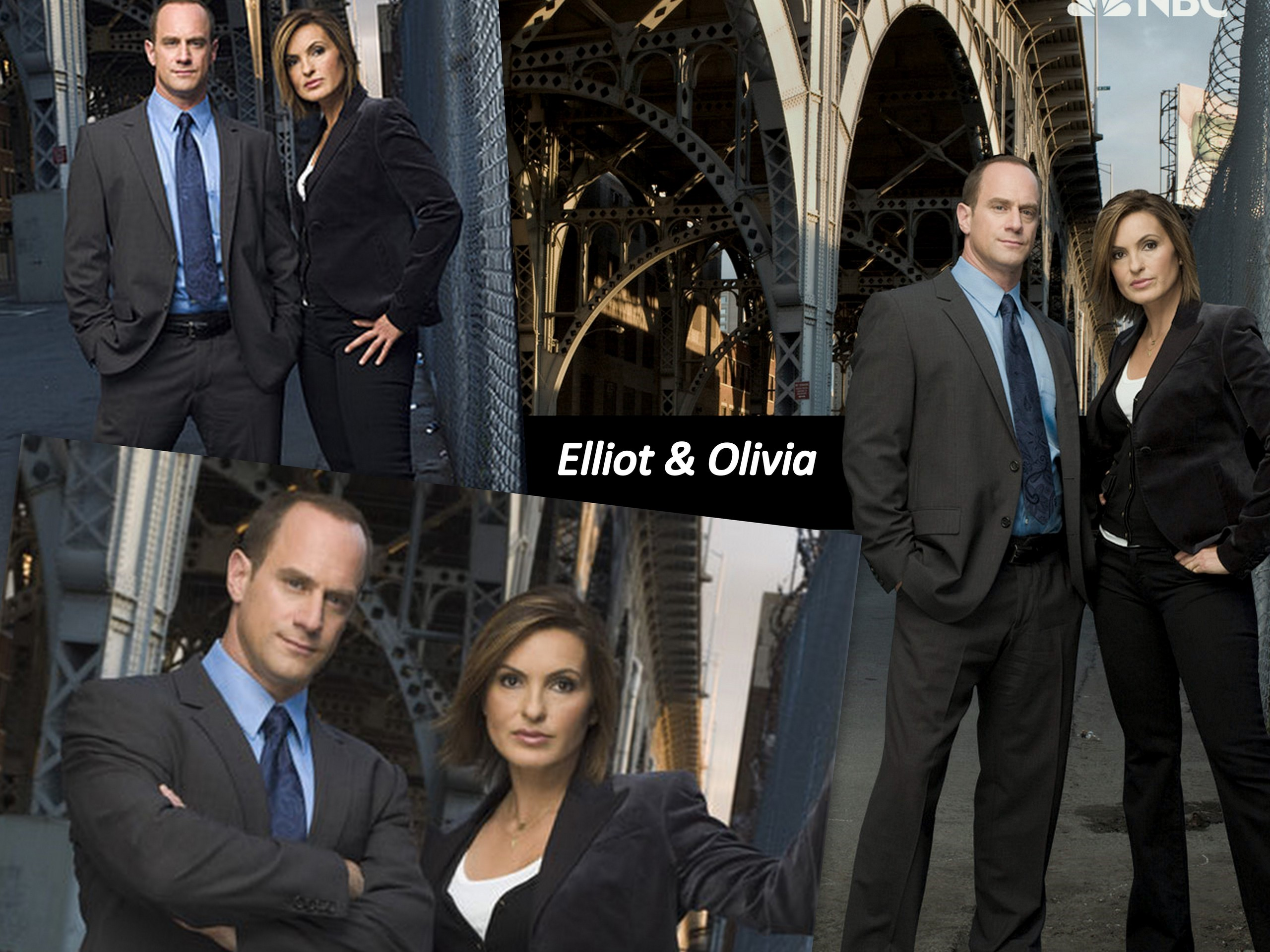 Law and Order SVU images Elliot & Olivia HD wallpaper and background photos