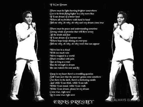 Elvis Presley kertas dinding called Elvis
