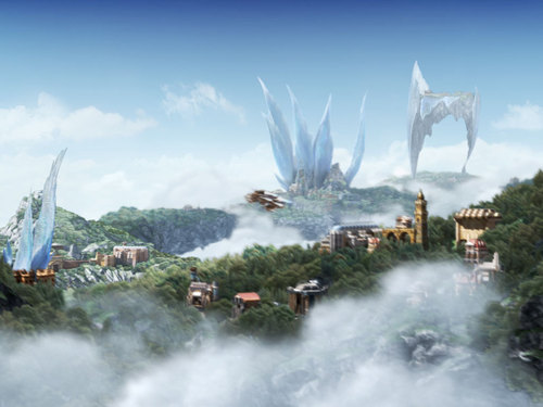 Final Fantasy Wallpaper Entitled FF XII