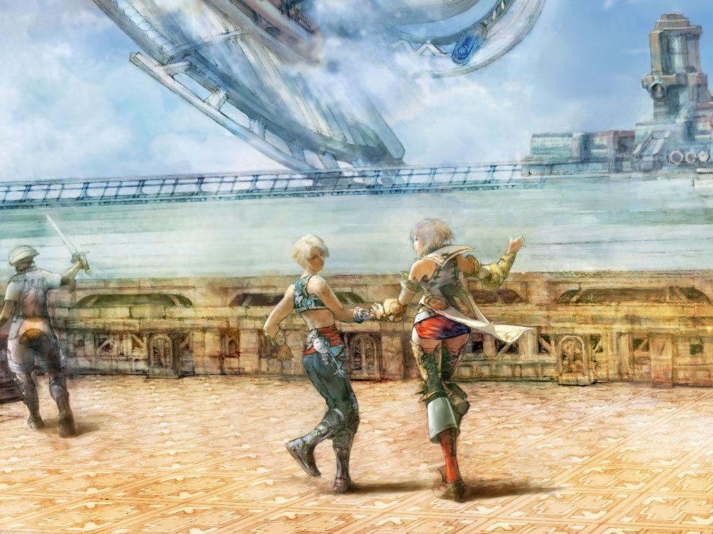 Ff Xii Wallpaper Final Fantasy Wallpaper 4871061 Fanpop