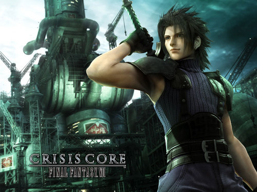 FFVII Crisis Core پیپر وال