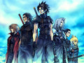 FFVII Crisis Core Wallpaper