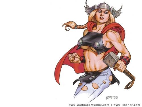Female Thor Alternate Universe