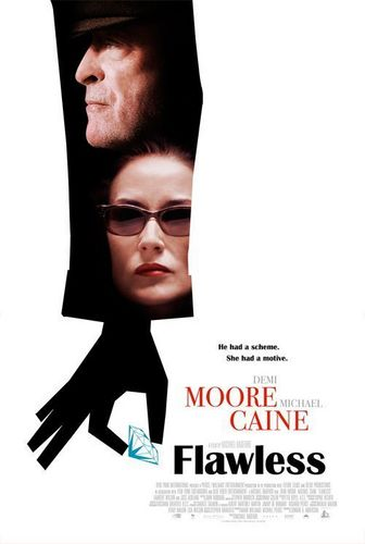 Flawless Movie Poster - michael-caine Fan Art