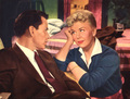 Frank Sinatra and Doris Day