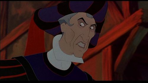 Judge Claude Frollo images Frollo HD wallpaper and ...
