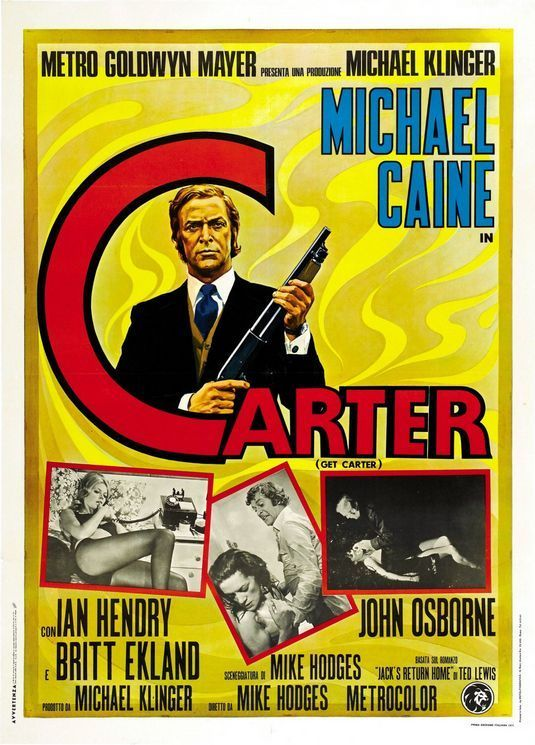 a film review of get carter Read the empire review of empire essay: get carter find out everything you need to know about the film from the world's biggest movie destination.