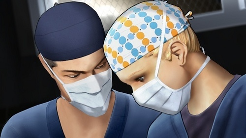 Grey's Anatomy Video Game