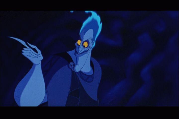 Disney World: Hades Disney - GP01