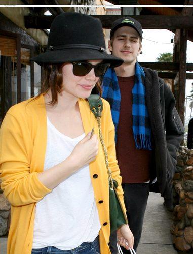 Hayden And Rachel :)