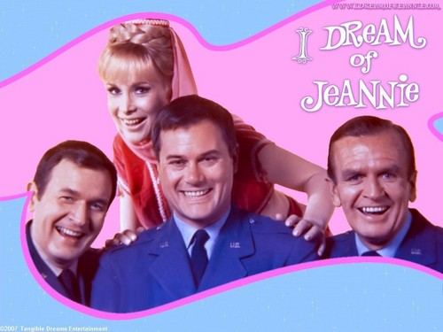 I Dream of Jeannie wolpeyper