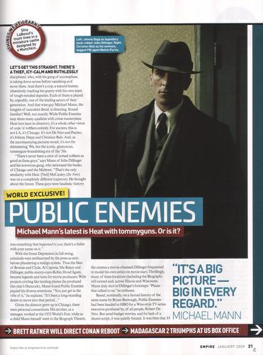 Jan. 2009 Empire magazine article