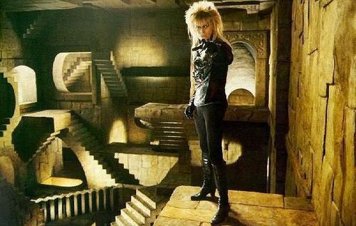 Jareth in Labyrinth