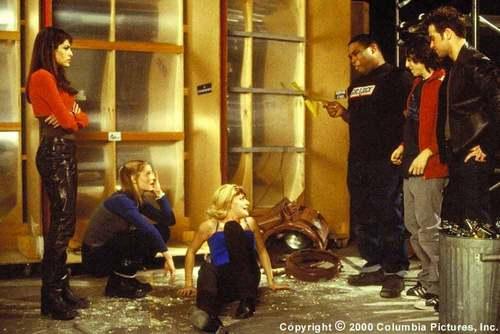 Jennifer Morrison in Urban Legends: Final Cut