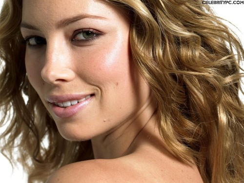 jessica biel fondo de pantalla containing a portrait entitled Jessica Biel