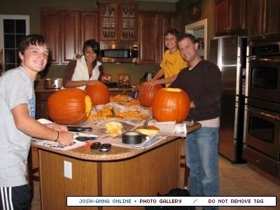 Josh Hutcherson wallpaper possibly with a pumpkin and a pumpkin titled Josh