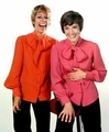 Julie Andrews and Carol Burnett - julie-andrews photo