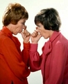 Julie Andrews and Carol Burnett