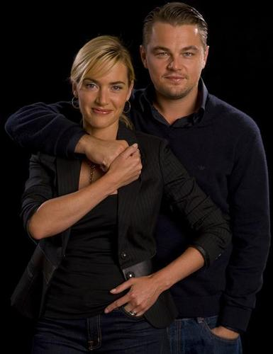 Kate &amp; Leo - kate-winslet-and-leonardo-dicaprio Photo