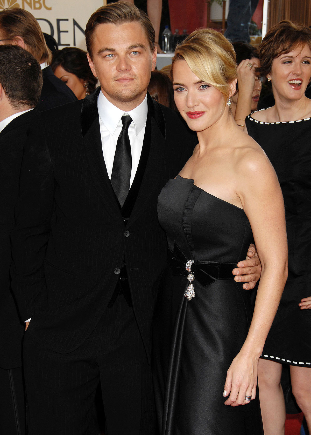 Kate Winslet and Leona...