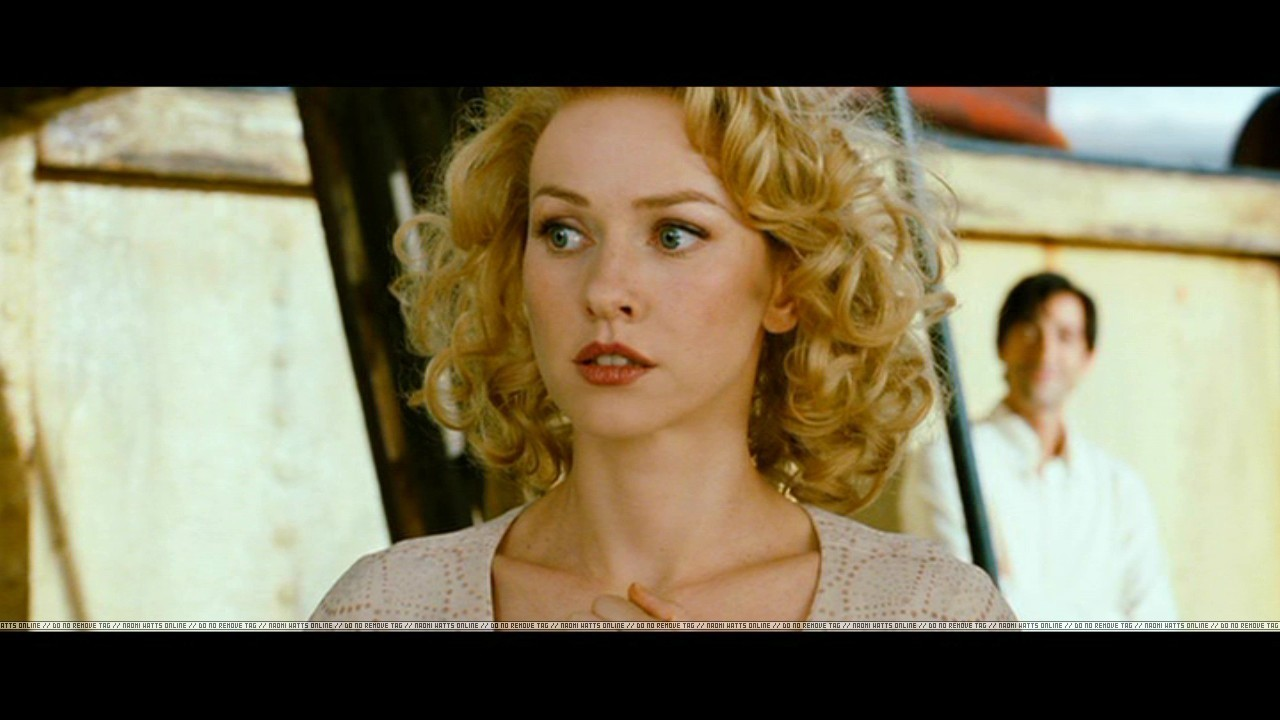 Final, sorry, Naomi watts king kong