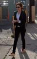 Kristen at the Jimmy Kimmel show - twilight-series photo