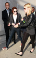 Kristen at the Jimmy Kimmel show - twilight-series photo
