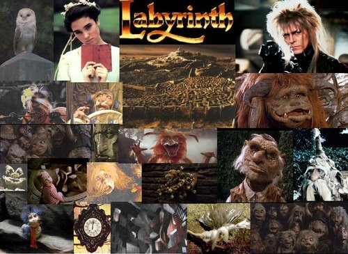 Labyrinth wallpaper possibly with anime entitled Labyrinth