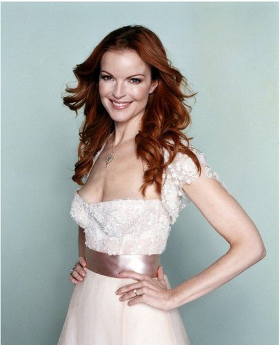 Desperate Housewives wallpaper titled Marcia Cross