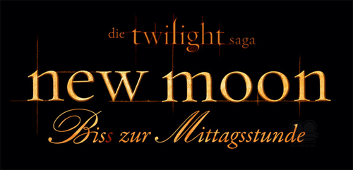 New Moon logo - Germany