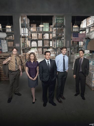 New The Office Cast 写真