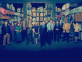 the-office - Office Cast 2009 wallpaper