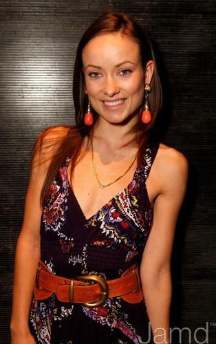 Olivia Wilde @ the Nobu West Hollywood One साल Anniversary Party (11/3/09)