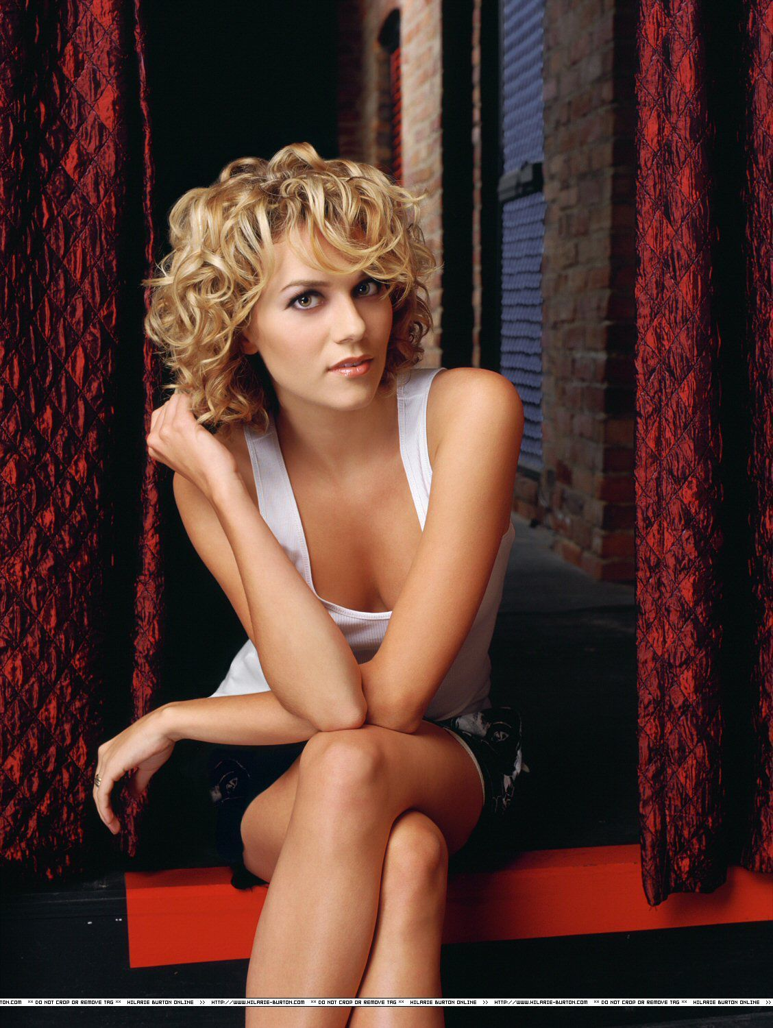 One Tree Hill Season 3 Photoshoot - Cute Hairstyles For Curly Hair
