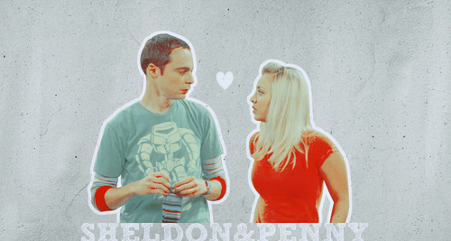 Penny & Sheldon