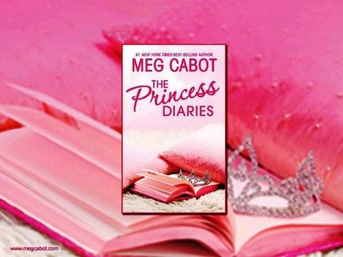 Meg Cabot Hintergrund called Princess Diaries