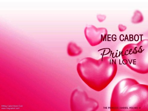 Meg Cabot Обои titled Princess Diaries
