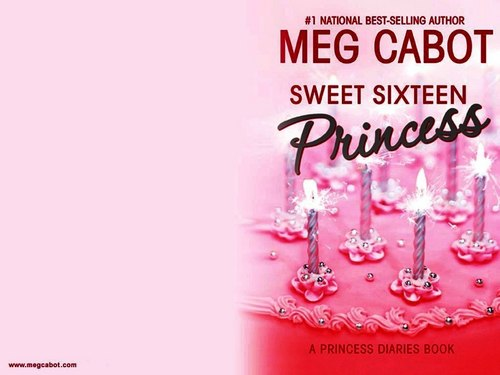 Meg Cabot wallpaper entitled Princess Diaries