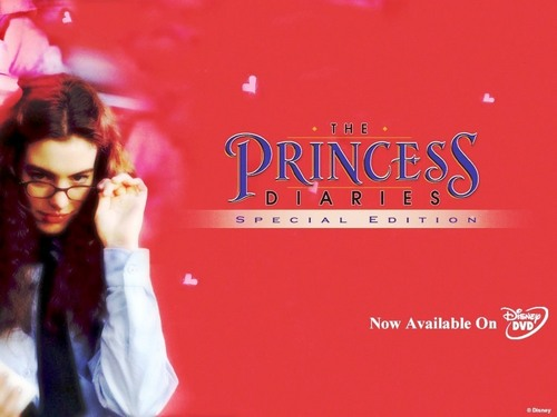 Meg Cabot wallpaper probably containing a sign and a portrait entitled Princess Diaries