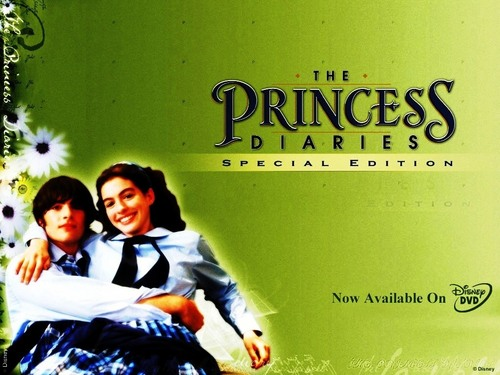 Meg Cabot wallpaper containing a sign called Princess Diaries