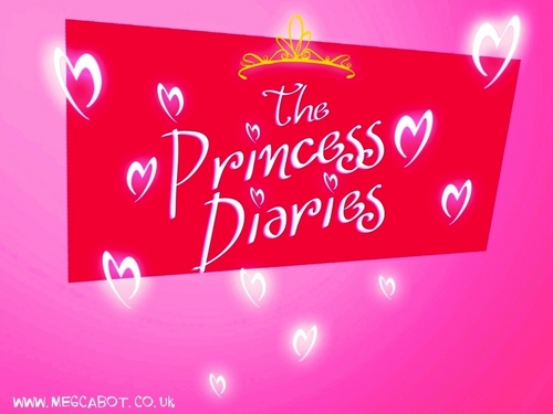 Meg Cabot Hintergrund titled Princess Diaries