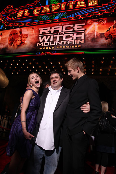 Race To Witch Mountain LA Premiere - AnnaSophia Robb 400x600