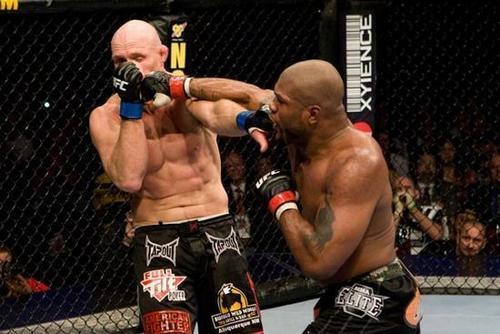 Rampage Jackson vs. Keith Jardine