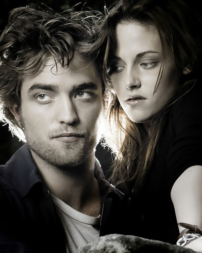 Robert Pattinson & Kristen Stewart 壁纸 possibly containing a portrait titled ReK